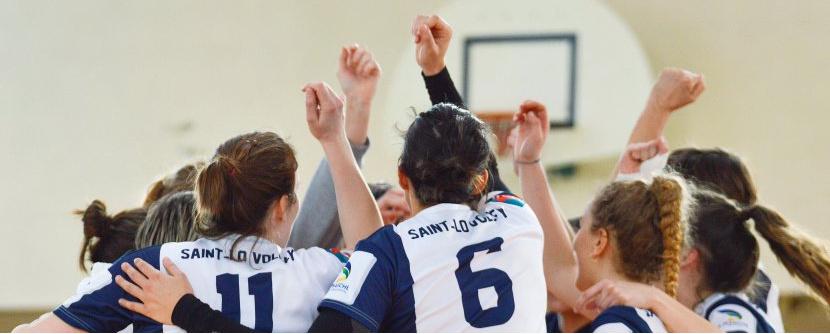 Sain-Lô Volley