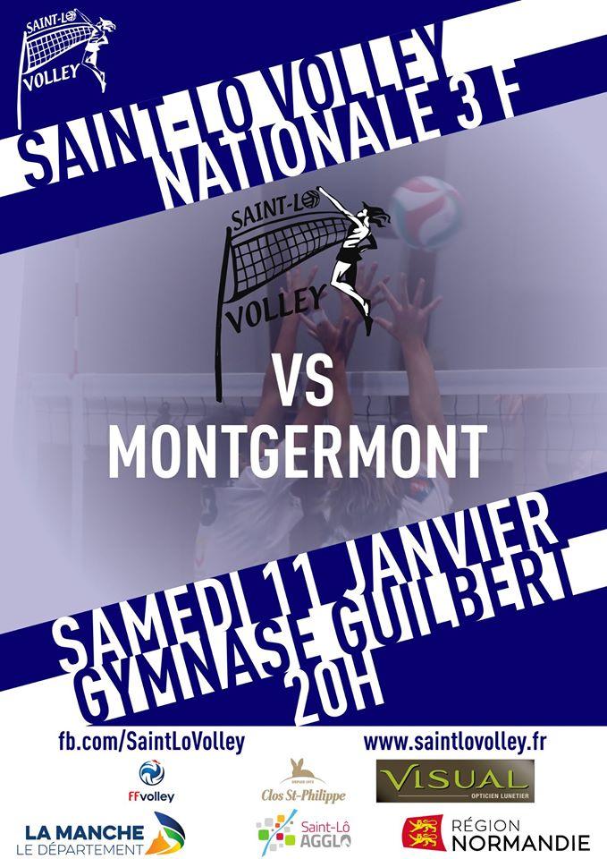 J9 : SLV - Montgermont VBC