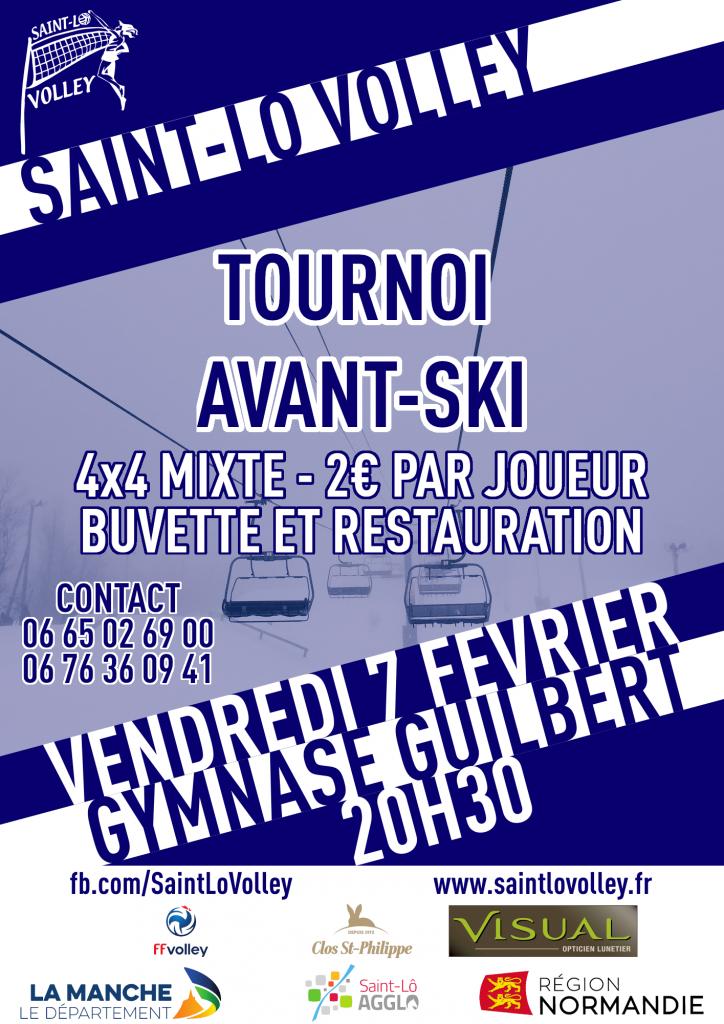 Tournoi Avant-ski