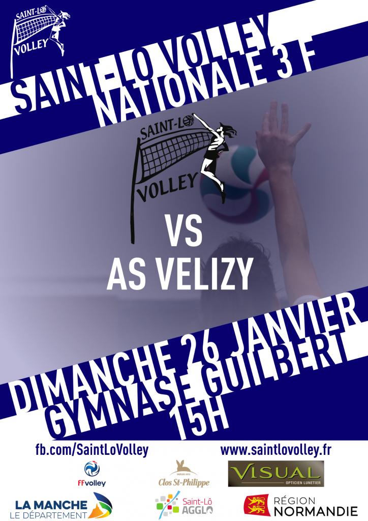J11 : SLV - AS VB Vélizy
